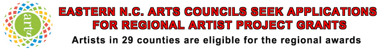 Regional Artist Project Grants Logo